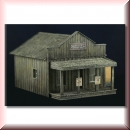 Green-Line: GL-WW-002 Wild West Sheriff`s Office 1:72