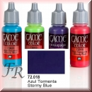 Vallejo Game Color: Stormy Blue 17ml (72.018)