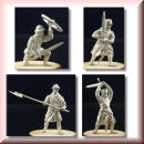"Valdemar-Miniatures: VM106 ""Scotish Knights"" 1:72"